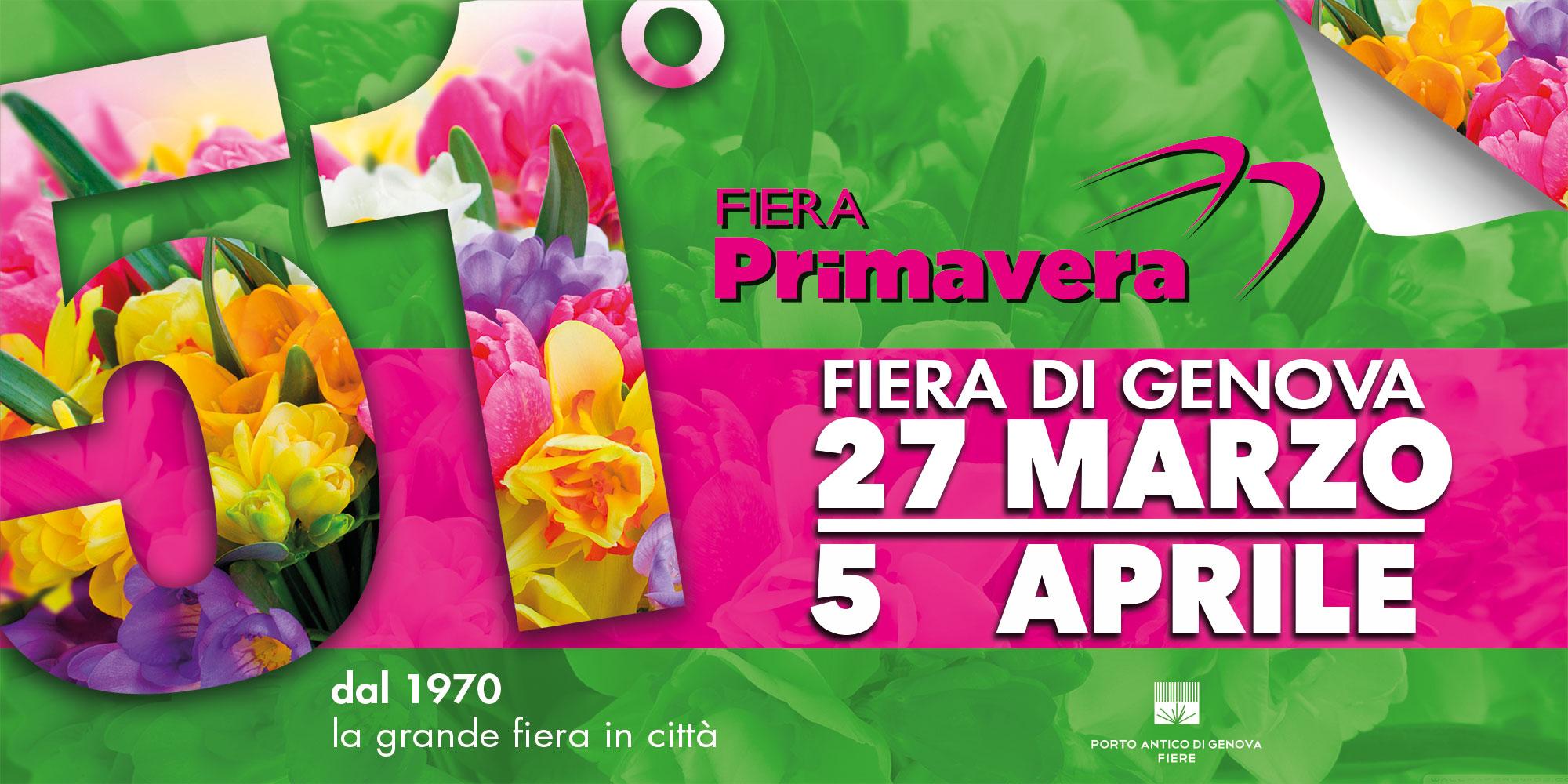 51a Fiera Primavera